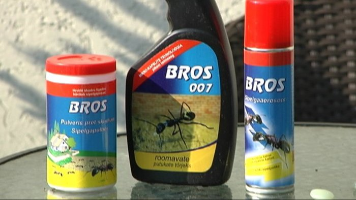 b5c715148a0 Sipelgatõrje BROSi abiga (Aiasaade 24.05.2014)